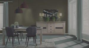 Realisation plaisir meuble salle à manger