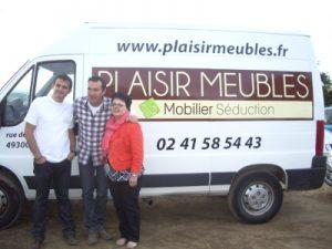 Plaisir Meubles émission tous ensemble