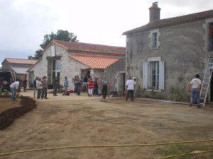 Rénovation extérieure - Plaisir Meubles