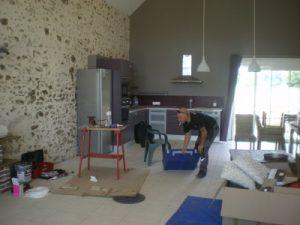 Rénovation maison - Plaisir Meubles
