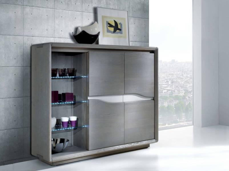 Céram collection Ateliers de langres - meuble d'appui 2 portes