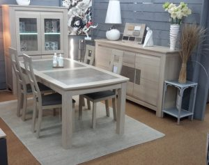 Meuble en magasin Collection Natura