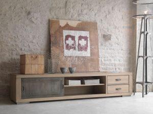 Compo tv - vitrine - meuble de salon