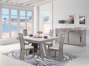 Deauville Collection Atelier de Langres 2 - table carrée