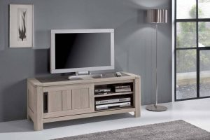 Deauville Collection Ateliers de langres - meuble TV 1 porte