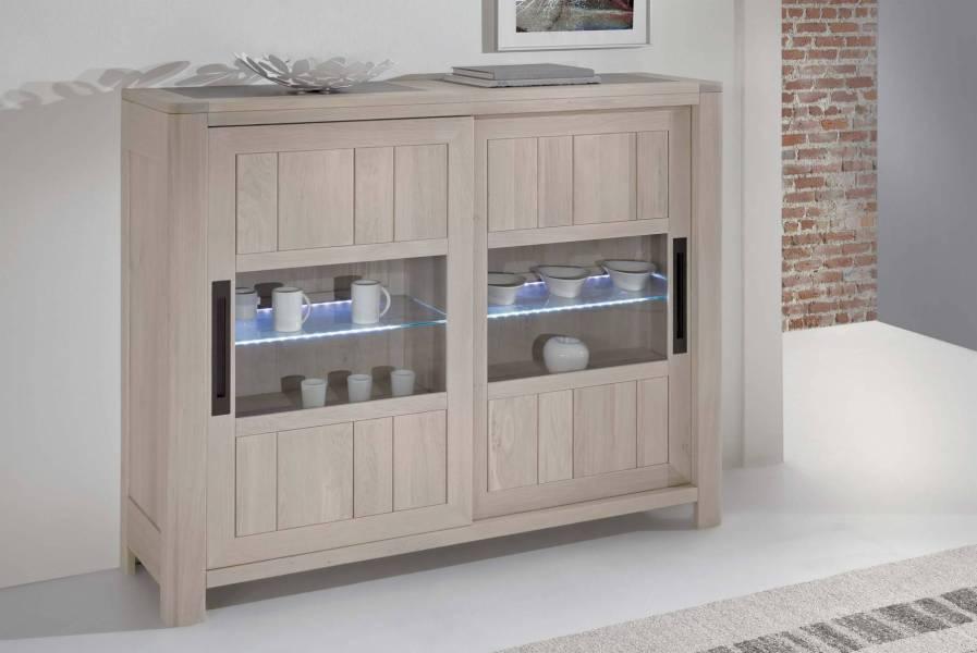 Deauville Collection Ateliers de langres - meuble d'appui 2 portes
