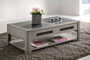 Deauville Collection Ateliers de langres - table basse