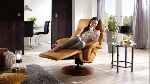 Fauteuil COSY RELAX by HUKLA