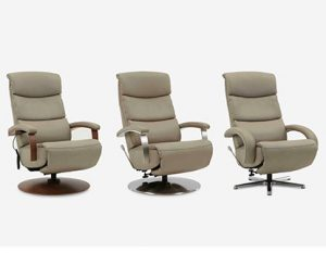Fauteuil COSY RELAX by HUKLA beige