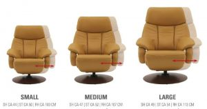 Fauteuil COSY RELAX by HUKLA - taille