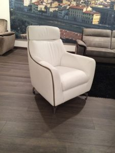 Fauteuil Ginger Fabrication italienne