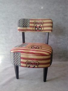 Chaises arena - route 66