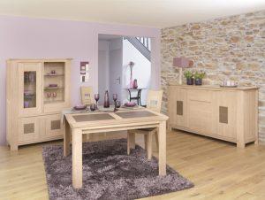 Ensemble de meubles salon Le bahut 3 portes collection Girardeau