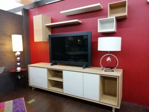 Magasin exposition ensemble meubles TV
