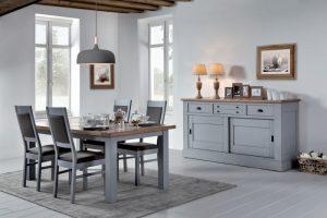 ROMANCE Collection Ateliers de Langres - gris