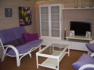 Salon TRES GRAND CONFORT violet