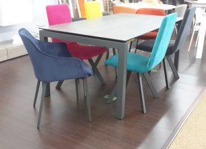 Chaises salle à manger Table Julia