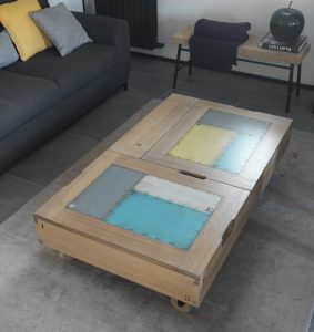 Table basse Collection Nuances ARTCOPI