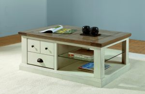 Table basse Collection Romance ATELIER DE LANGRES