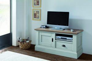 Table basse Collection Romance ATELIER DE LANGRES - meuble TV