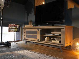 Décoration intérieur Table rétro - meuble TV