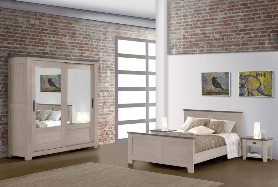 Meuble de chambre Whitney Collection Atelier de Langres