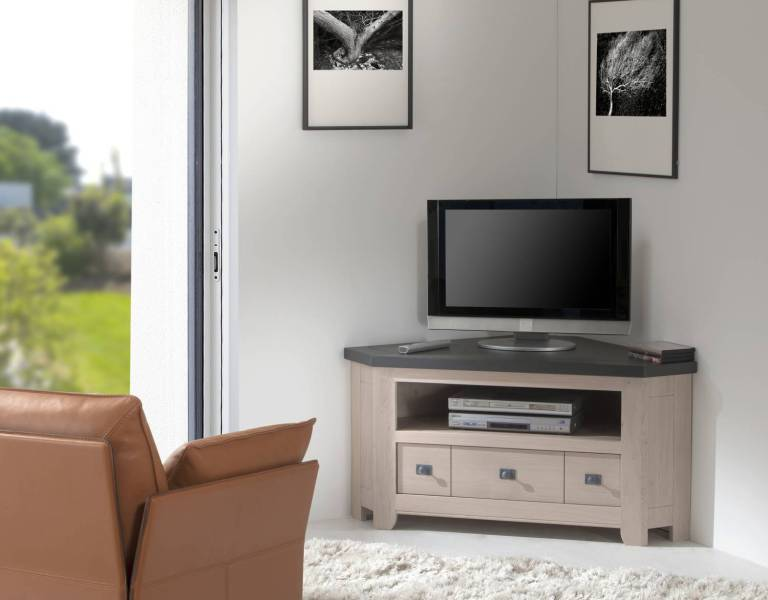 Meuble de TV Whitney Collection Ateliers de langres