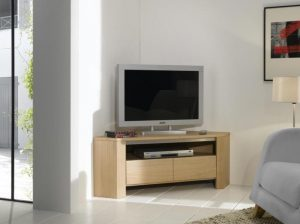Yucca Collection Ateliers de langres - meuble TV d'angle